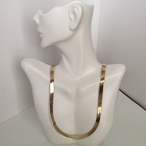 Jewelry - 10k GOLD HERRINGBONE CHAIN